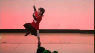 RYUGA  dance solo 2010.11.28