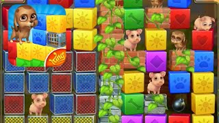 Pet Rescue Saga - Gameplay (Android, iOS) screenshot 1
