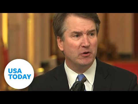 Supreme Court Justice Brett Kavanaugh tests positive for COVID-19 | USA TODAY