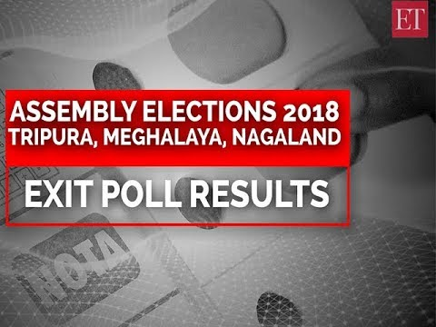 Assembly Poll 2018: Exit polls suggest CPM, Cong may suffer jolt in Tripura, Meghalaya, Nagaland