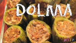 What Are / How to Make Dolma?