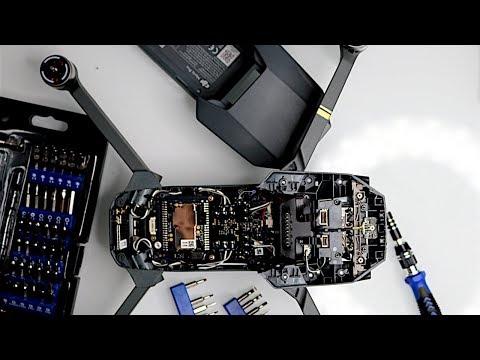 What's Inside a Rs 70,000 Drone | DJI Mavic Pro.