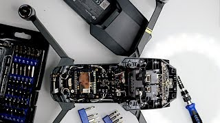 What's Inside a Rs 70,000 Drone | DJI Mavic Pro.