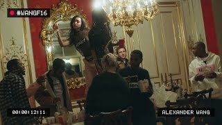 Alexander Wang '16 Campaign Video