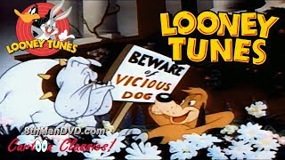 LOONEY TUNES (Looney Toons): Ding Dog Daddy (1942) (Remastered) (HD 1080p)