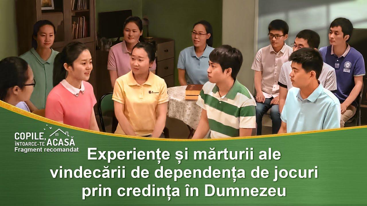 """""""Copile, întoarce-te acasă!"""" Segment 4 - Experiențe și mărturii ale vindecării de dependența de jocuri prin credința în Dumnezeu"""