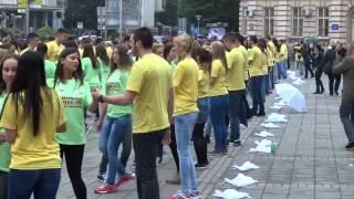 Maturantska parada 2015 - Sremska Mitrovica