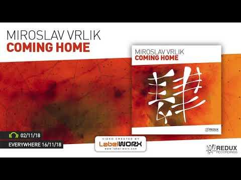 Miroslav Vrlik - Coming Home (Preview) [Out November 2nd]