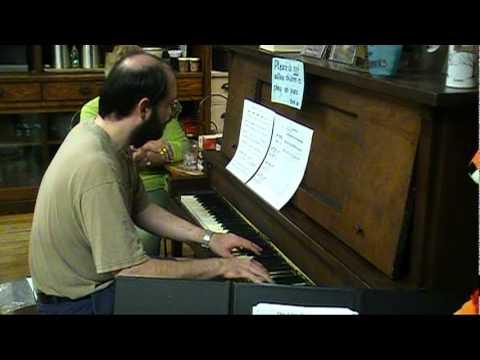 Коробейники sight-read & improvised from a lead sheet by Tom Brier