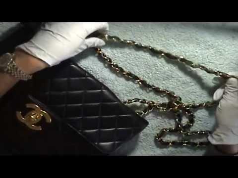 How to Clean/Repair Chanel Bag Chain