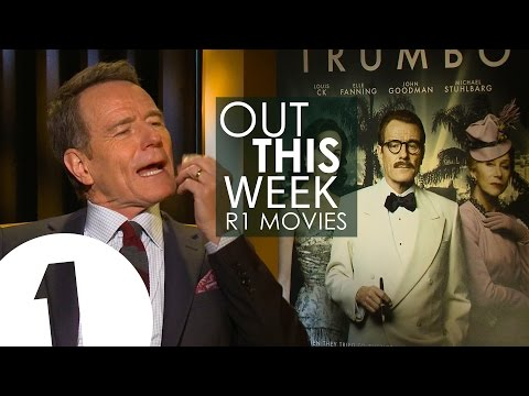 OUT THIS WEEK | Trumbo, Dad's Army, Goosebumps & Point Break