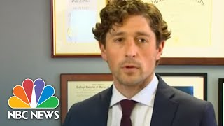 'I Want To See A Charge': Mayor Calls For Charges Against Floyd's Arresting Officer | NBC News NOW