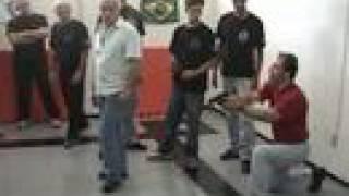 KOMBATO - Defesa Contra Arma de Fogo