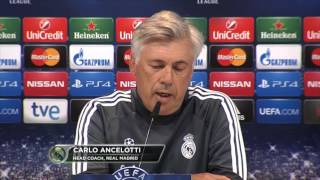 "Carlo Ancelotti trotzig: ""Coache immer gleich"" 