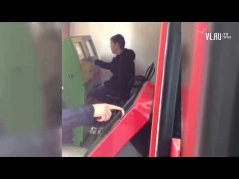 VL Ru   Игровые автоматы в продуктовом магазине Владивосток