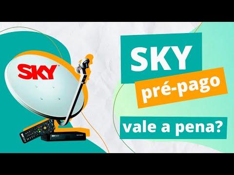 Como funciona Sky Pré Pago - Video 2021