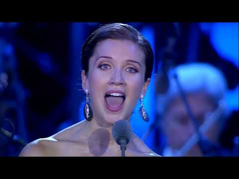 Carly Paoli - The Mystery of Your Gift (Live at 'The Roman Forum Imperiali