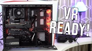 The Vision - $1,000 VR Ready PC Build - October 2016!