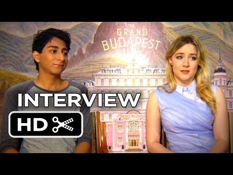 The Grand Budapest Hotel   Tony Revolori, Saoirse Ronan 2014  Comedy Movie HD