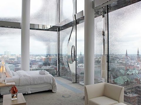 neues westin hotel in der elbphilharmonie in hamburg er ffnet youtube. Black Bedroom Furniture Sets. Home Design Ideas