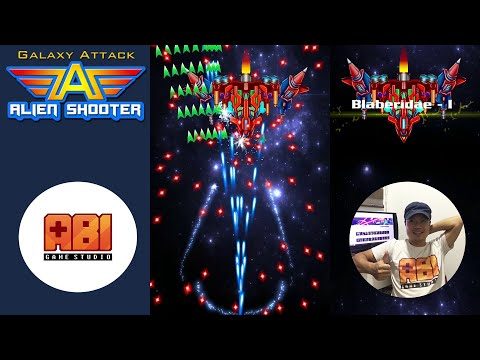 Level 68 BOSS 17 ALIEN SHOOTER Quick Tips | Version Update 2020 | Galaxy Attack | Space Game Mobile