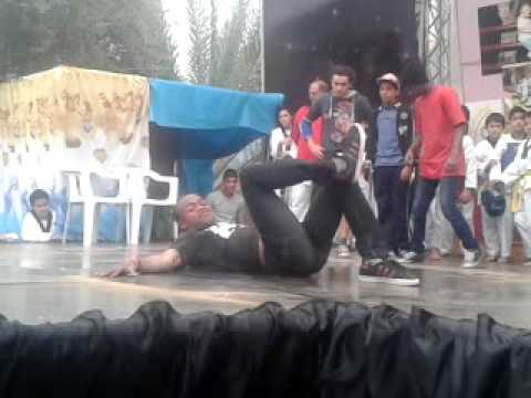 libyan break,hip hop show in tripoly