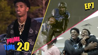 """How That L Feel!?"" Shedeur Sanders Gets HEATED Before Homecoming & Deion Saves Kid From QUITTING 😱"