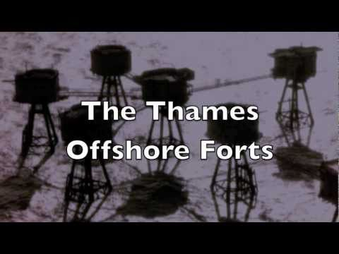 Secret Offshore Forts - a history and a visit