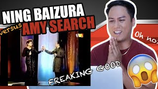 Download lagu Ning Baizura VS Amy Search | REACTION