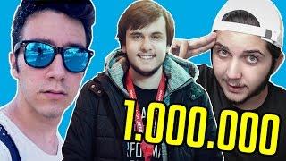 1 Milyon Aboneyi Geçen Oyun Kanalları