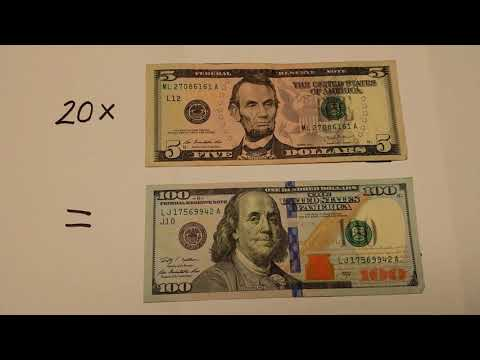 Understanding American Money - Part 1 -  What's the Value? What's it Worth?