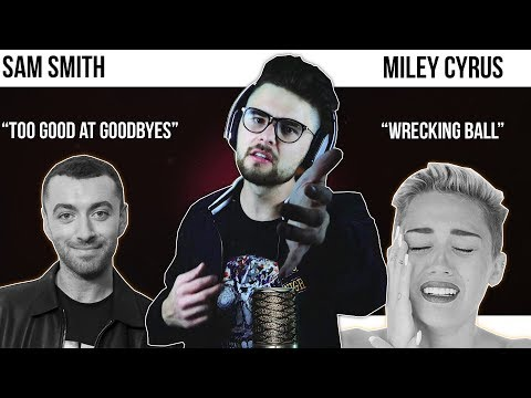 Too Good At Goodbyes/Wrecking Ball (Sam Smith, Miley Cyrus MASHUP cover) by Project Nightfall