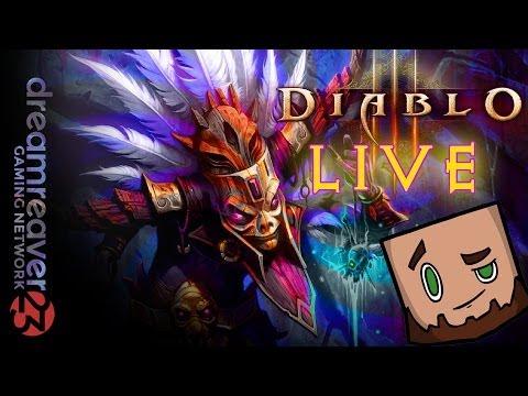 Diablo 3 Stream Fan Funding $20.00 Goal