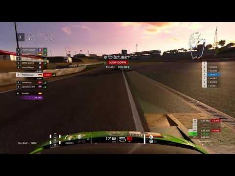 GT SPORT FIA GT Nations Cup Preseason Test Race 7 Sao Paulo Lamborghini Huracan GT4 Onboard