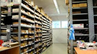 SOS electronic europe -- how does our logistic center work?