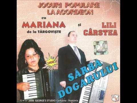 Mariana de la Targoviste si Lili Carstea_Sarba de la Targoviste.wmv