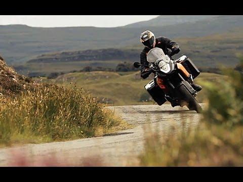 ☆OFFICIAL☆ KTM 1190 2013 Adventure Action Video