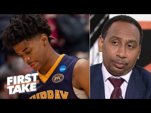 Is Ja Morant a can't-miss prospect? Stephen A. isn't sold but Max Kellerman says yes | First Take