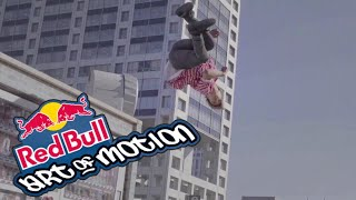 SEI - Red bull Art of Motion Submission 2019