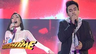 Its Showtime: Jona And Young Jv Sing
