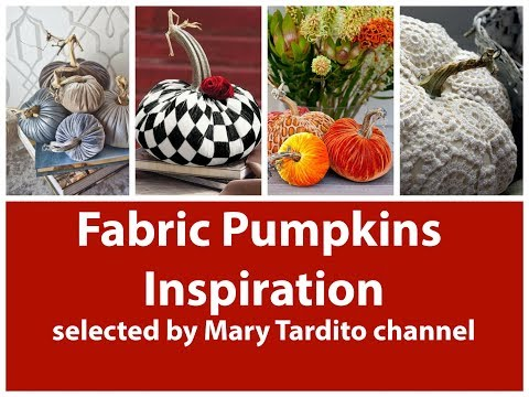 fabric-pumpkins-inspo---fall-decorating-ideas-–-crafts-to-make-and-sell---halloween-decor-ideas