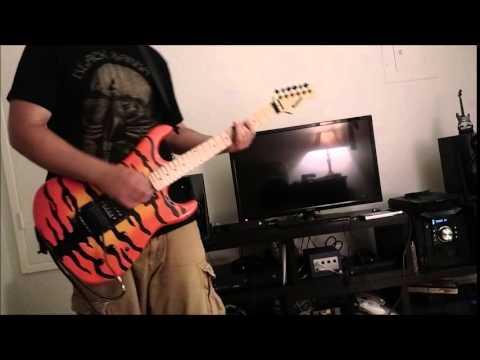 Destrose - 霖 Rin - Guitar Cover