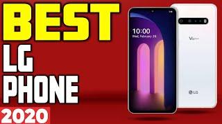 5 Best LG Phones in 2020
