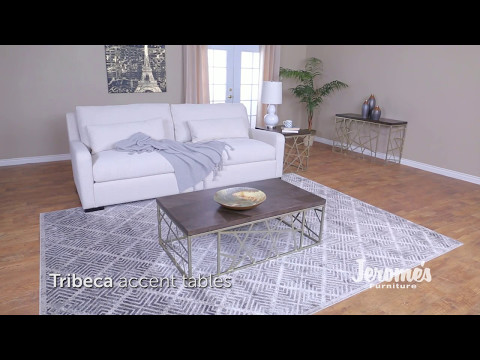 Jerome's Furniture | Tribeca Accent Tables