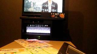 カラオケ練習動画 遊助の羽を歌いました!