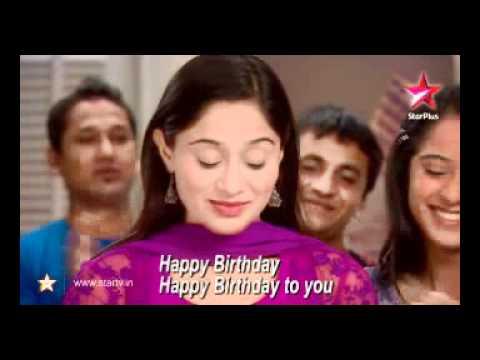 Navya's B'day celebration VM-Happy Birthday(NSYNC)