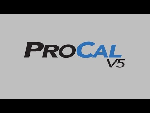 ProCalV5 - Go paperless for maximum efficiency. Watch our video.