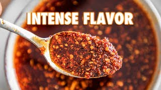 How To Make Proper Chili Oil (Chinese Style)