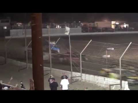 Super Stocks Main - 10-26-13 - Dirt Nationals - Hanford, CA