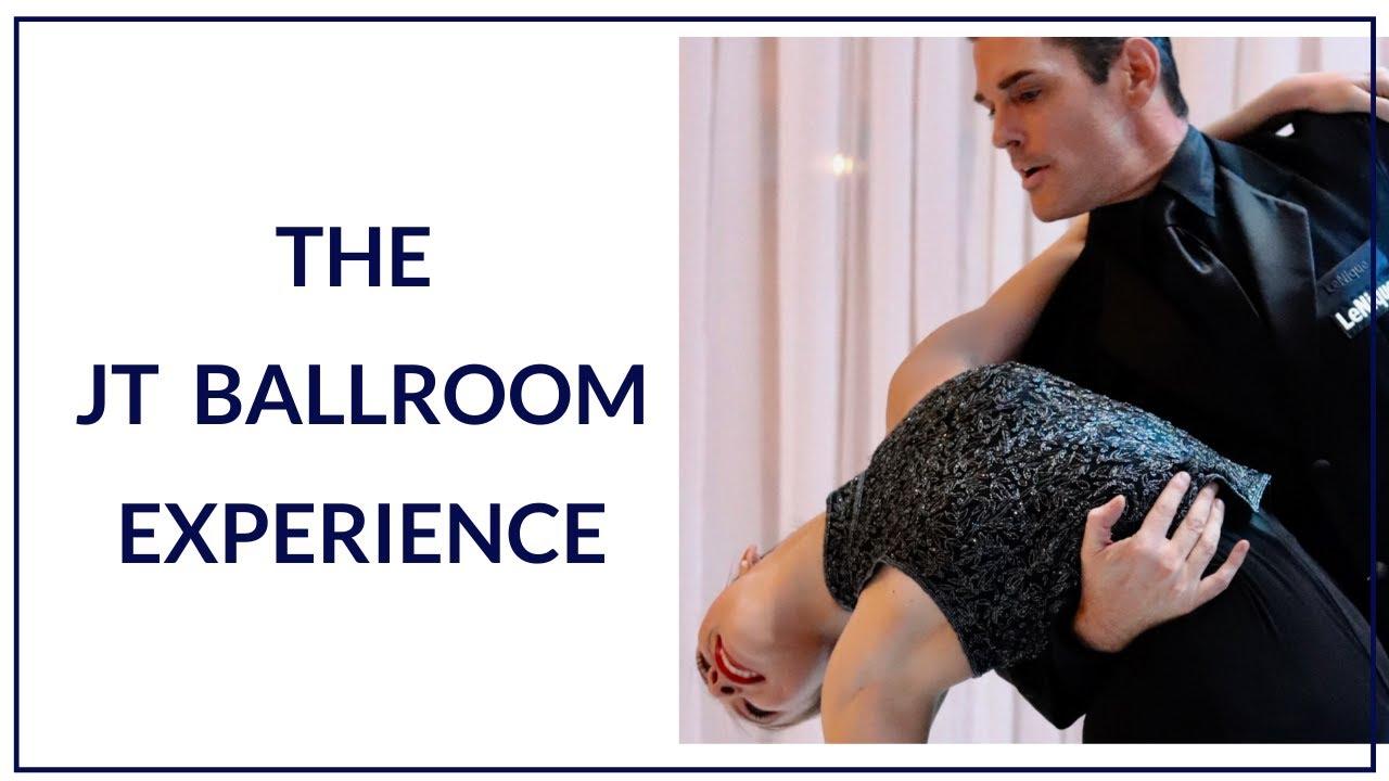 JT Ballroom Online Dance Class Testimonial